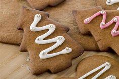 Biscoito de Gengibre (ou Gingerbread Cookies) - Sem Glúten e Sem Lactose