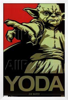Star Wars - Yoda Pop Art