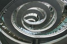 Asombrosos Diseños de Escaleras