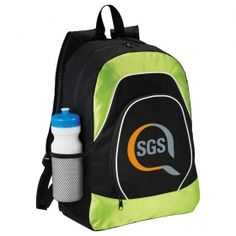 Promotional Products Ideas That Work: The Branson Tablet Backpack. Get yours at www.luscangroup.com