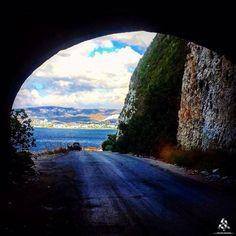 Chekka tunnel By Michel Chammas  #Lebanon #WeAreLebanon