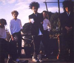 The Cure , 1987.
