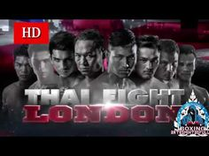 THAI FIGHT LONDON Victor Pinto vs Chris Whittle Full HDไทยไฟท์ ล่าสุด 11...