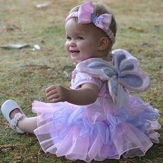 Disfraz de Mariposa para Bebe