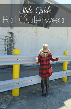 Fall coats that we can't wait to wear!