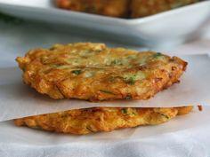 Mesa Corrida - your food blog: Pataniscas de bacalhau / Cod fritters