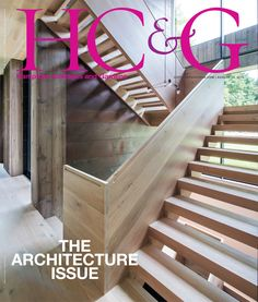 HC&G Aug 15, 2015 cover featuring Bates Masi + Architects. #HC&G