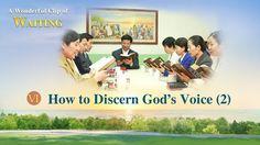 "Gospel Movie clip ""Waiting"" (6) - How to Discern God's Voice (2)"