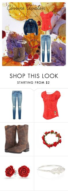 Corrine Avalon by solaceshadowhunter on Polyvore featuring J.Crew, Rebecca Minkoff, Ariat, Bling Jewelry and Accessorize