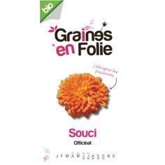 Graines de Souci Officinale Bio - Le Coq Vert