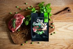 You strive to eat healthy and wholesome ingredients, but what sort of food  do you feed your furry friend? Walwari pet food company asked  ContentFormContext to create a brand identity for a dog food made with  natural ingredients.