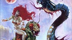Since 1977, the publishers of Heavy Metal magazine have made good on a promise of incredible sci-fi and fantasy artwork. We pulled 15 of our favorite covers, featuring the work of H.R. Giger, Esteban Maroto and more.