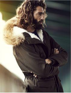 I never even liked beards before UJ!!! /// Maximiliano Patane.