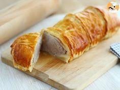 Filet mignon de porc en croûte pas à pas, Recette Ptitchef