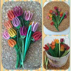 19 Quick Paper Quilling Ideas For Beginners – Quilling Techniques Quilling Dolls, Paper Quilling Flowers, Paper Quilling Tutorial, Paper Quilling Designs, Quilling Craft, Quilling Patterns, Paper Quilling For Beginners, Quilling Techniques, Quilling Images