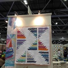 From Quilt Market, Kate Spain, Cuzco  got my jelly roll! ready to sew!