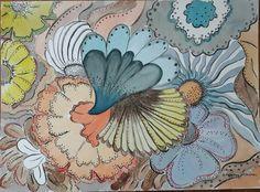 Aquarela by Rejane Frainer