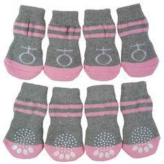 Venus Dog Socks now featured on Fab.