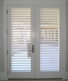 Shenandoah Shutters offers handcrafted plantation shutters throughout Virginia, Maryland and DC. Installing and crafting custom shutters for your home. French Door Shutters, White Shutters, Custom Shutters, French Doors Patio, Window Shutters, Blinds For Windows, Patio Doors, Windows And Doors, Bedroom Shutters