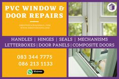 Roscommon PVC Repairs | Window Repairs | Door Repairs | Glass & Glazing | Composite Doors | Roscommon | Gumtree Classifieds Ireland | 689573746