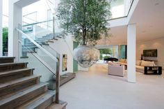 Mansfield House by Amit Apel Design. I have to steal this some time.