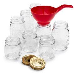 Bormioli Quattro Stagioni Canning Starter Set   Sur La Table  I Use Them  For My. Spice StorageCanningThe ...