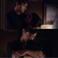 alec lightwood, izzy lightwood, and shadowhunters kép