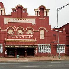 Alhambra Theatre, Doornfontein Johannesburg