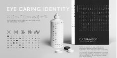 Culturavision Eye Caring Optics — The Dieline - Branding & Packaging