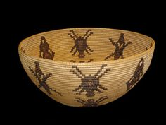 Washoe Indian Baskets, All Native American Indian Baskets for sale. Buying all Indian baskets wanted.