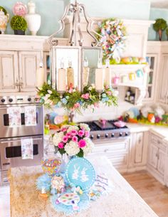 3 Easy Steps to Create an Easter Kitchen! | Turtle Creek Lane