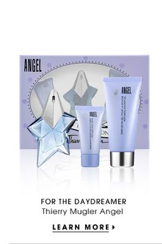 For The Daydreamer: Thierry Mugler Angel Discover the #Sephora fresh take on fragrance. #SephoraGardenParty