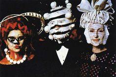 The Rothschild's Surrealist Ball 1972