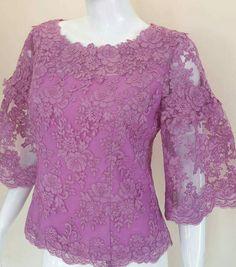Kebaya Lace, Batik Kebaya, Kebaya Dress, Batik Dress, African Attire, African Dress, Lace Top Dress, Lace Peplum, Kebaya Modern Dress