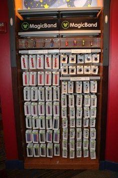 New at Walt Disney World   MagicBand Accessories!