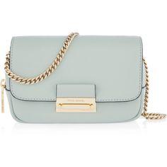 Henri Bendel Delancy Mini Crossbody Shoulder Bags Handbags Leather