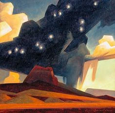 Ed Mell, Night Cloud kK