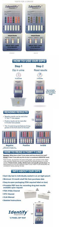 Cocaine Purity Single Use Drug Testing Kit  Cocaine Test Kits