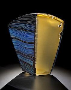 Lustre Light  - Ethan Stern Art Glass