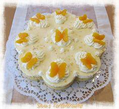Silvia's Tortenträume: Galetta-Schmand-Torte Mandrarinen lecker Schmetterling Cake Kuchen  https://www.facebook.com/SilviasTortentraeume/photos/pcb.570037553097237/570037519763907/?type=1&theater