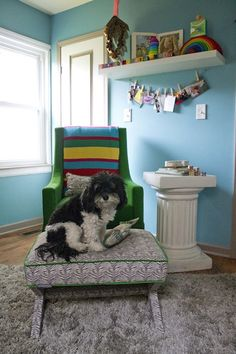 Clark's Eclectic Collaboration — My Room