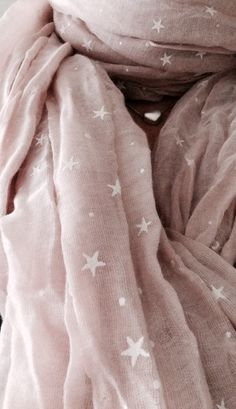 starry scarf