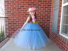 The Hair Bow Factory Sheriff Cowgirl Costume por thehairbowfactory
