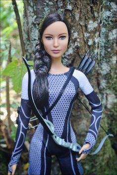Katniss Everdeen doll, Hunger Games
