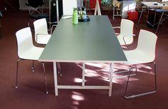 Arper Catifa 46 mit Armlehne Catifa 46, Arm, Dining Table, Furniture, Home Decor, Dinning Table, Interior Design, Dining Rooms, Home Interior Design