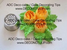 ADC Russian nozzle - Malaysian style Tip Russian Cake Decorating Tips, Cake Decorating Piping, Decorating Tools, Russian Pastries, Russian Cakes, Russian Nozzles, Russian Piping Tips, New Cake, Fashion Cakes