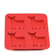 free shipping new Bull Ice Mold Silicone Mold Cooking Tools Cookie Cutter Ice Molds Cream Mould ice cream ice cube popsicle