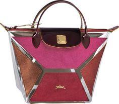 Longchamp Le Pliage de Noel Collection