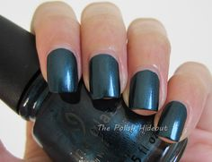 China Glaze Tongue & Chic - Autumn Nights