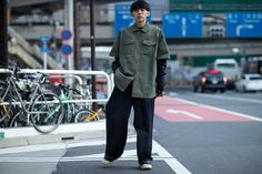 Feast your eyes on street style inspiration from Tokyo, featuring electro empress Mademoiselle Yulia and the agenda-setting youth set in their finest 'fits.